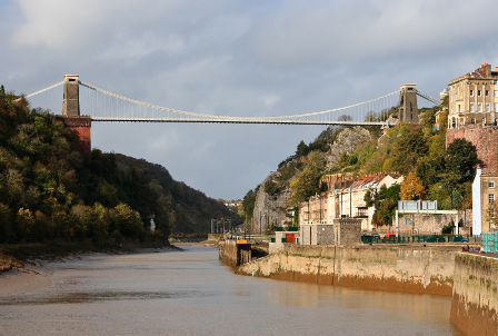 Brunel bridge, Bristol